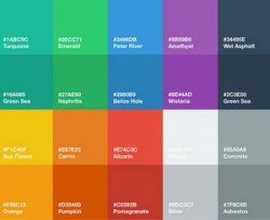 Bien choisir ses codes couleurs