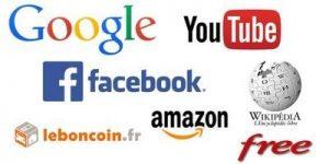 Top 100 sites les plus visités