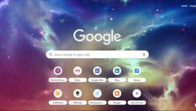 Comment changer son theme google chrome