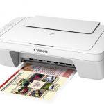 Imprimante jet d'encre de marque Canon