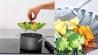 La marguerite ou panier vapeur permet de cuire ses aliments à la vapeur à petit prix