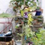 Un joli carillon pour le jardin