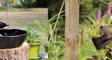 Photo de 12 idées déco pour le jardin ou la terrasse, originales !
