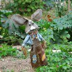 Un épouvantail pour son jardin