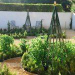 Tuteurs déco jardin