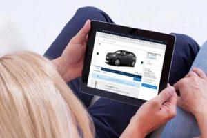 Acheter sa voiture en ligne