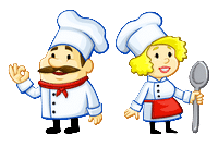 Chefs cuisine