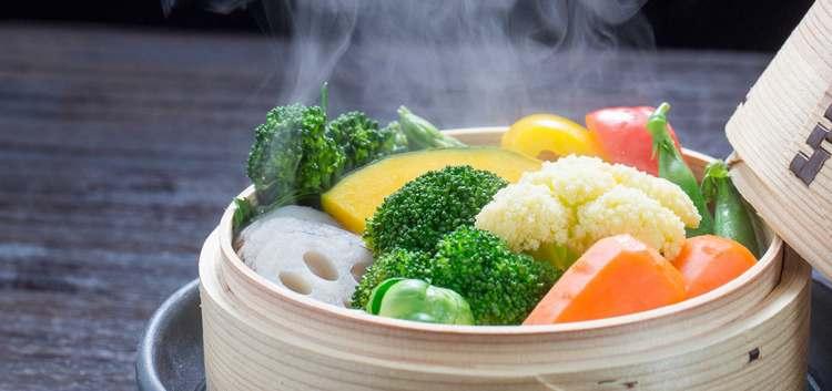Tous les bienfaits de la cuisson vapeur