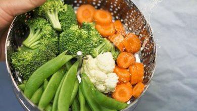 Cuisiner les légumes à la vapeur