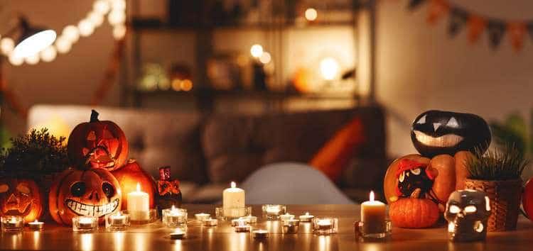 Photo de Nos idées pour une décoration Halloween pas chère