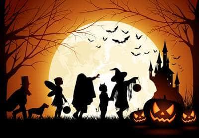 Décoration d'halloween pas cher : des idées