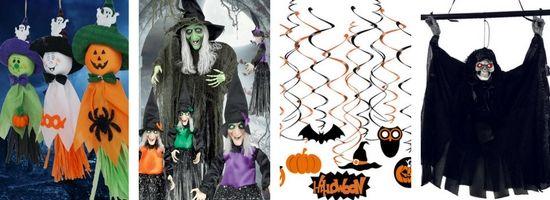 Des suspensions à faire peur pour Halloween