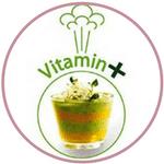 Préservez les vitamines de vos aliments grâce au système vitamines plus