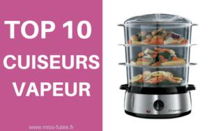 Top 10 des meilleures ventes de cuiseurs vapeur
