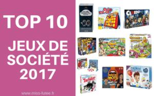 Les 10 jeux de société les plus vendus en 2017