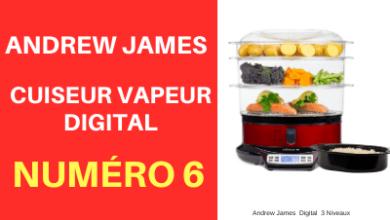 Cuit vapeur de la marque Andrew James
