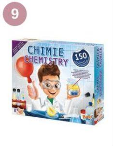 Jeu chimie pour enfants