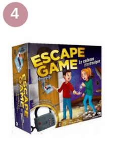 Jeu d'énigmes Escape game