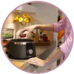 Diffuseur d'arômes cuiseur vapeur Philips