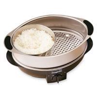Le cuit vapeur Magimix est équipé d'un bol à riz