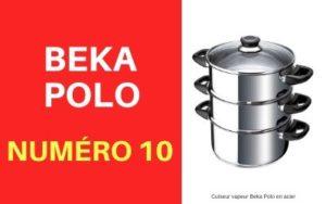 Cuit vapeur de la marque Beka modèle Polo