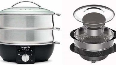Prix et fonctionnalités du cuiseur vapeur Magimix