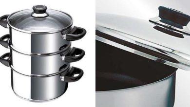 Fonctionnalités du cuiseur vapeur Beka Polo