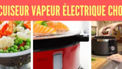 Quel cuiseur vapeur électrique choisir ?