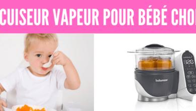 Quel cuiseur vapeur bébé choisir ?