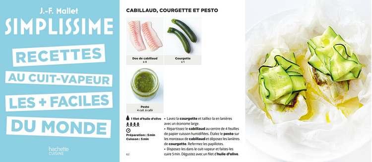 Simplissime - Les recettes au cuit-vapeur les + faciles du monde