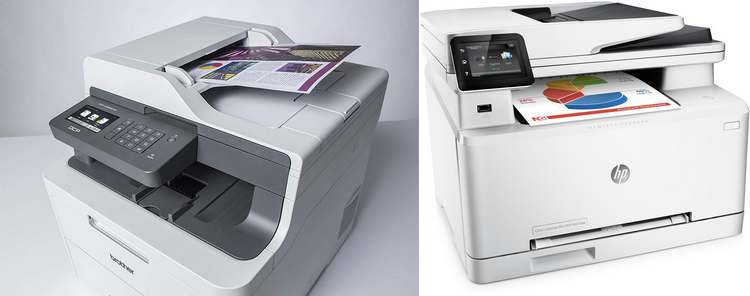 Quelle imprimante laser couleur recto-verso choisir ?