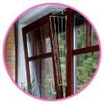 Grille protection de fenêtre