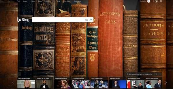 Image du jour Bing