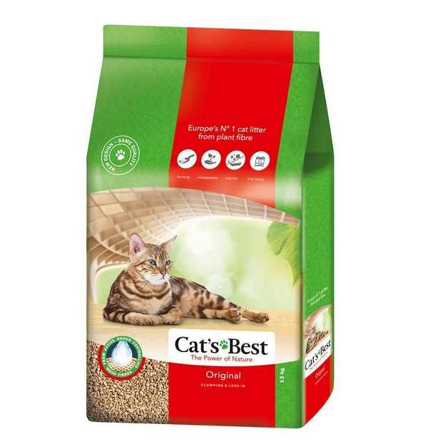 Quelle litière chat biodégradable et compostable choisir