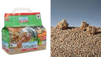 Litière chat biodégradable et compostable