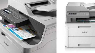 J'ai changé mon imprimante jet d'encre pour une imprimante laser