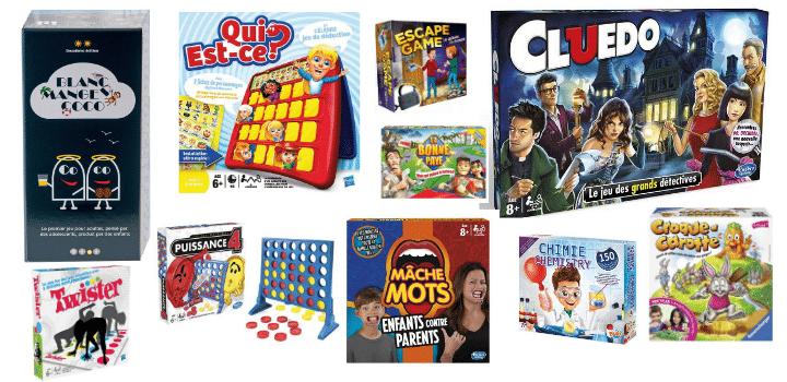 Le Top 10 des jeux de société préférés des enfants et des adultes