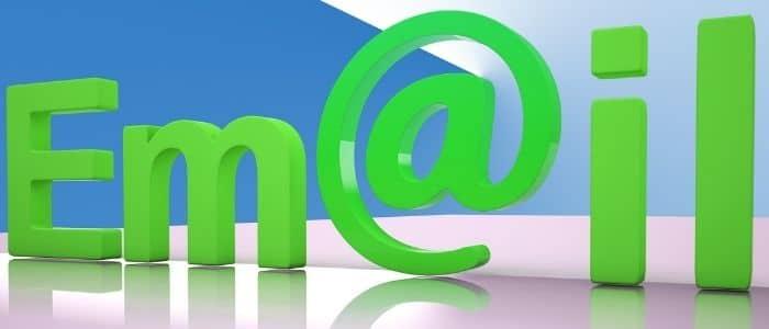 Formulaire de contact pour nous envoyer un mail