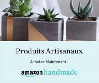 Le fait maison sur Amazon